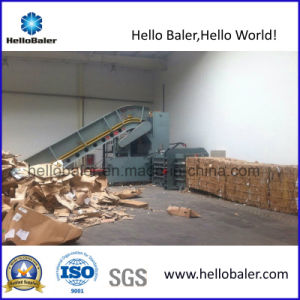 Small Paper Baling Machine From Hellobaler Hfa6-8 pictures & photos