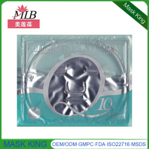 Aqua Marine Moisturizer Collagen Facial Mask with GMP pictures & photos