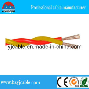 PVC Insulated Soft Fire Rated Twisted Cable Original Manufacturer pictures & photos