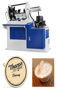 Ice Cream Lid Die Cutting Machine (RDC-200)