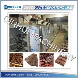 Frequency Control&Full Automatic Chocolate Making Machinery pictures & photos