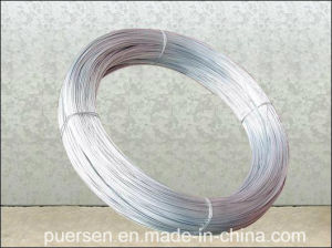 Q195 Hot Dipped Galvanized Iron Wire pictures & photos