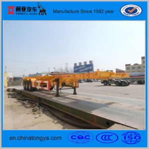 Hot Sle Shipping Container Trailer Promotion pictures & photos