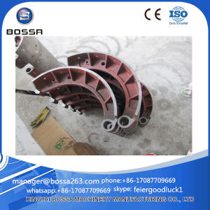 CE Passed Mnucaturer Casting Hino Air Brake Shoe for Benz Mitsubishi pictures & photos