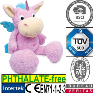 CE Kids Gift Soft Stuffed Animal Plush Toy Unicorn
