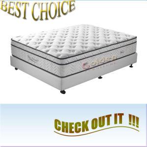 Pillow Top Memory Foam Health Mattress (8863) pictures & photos