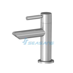 Stainless Steel Bathroom Vanity Basin Sink Tap for Cold Water pictures & photos