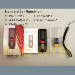 Mini Laser Distance Meter (SKD-53N) pictures & photos
