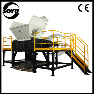 Two Shaft Shredder/Waste Shredder