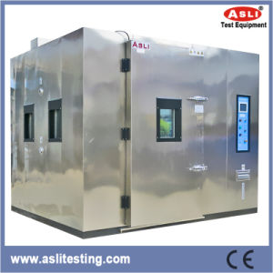 Cyclic Environmental Test Chamber for Damp Heat Testing pictures & photos