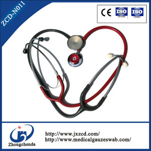 Double Head Stinless Steel Stethoscope