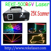 500mw Green and Blue Animation Laser Light
