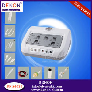 Vacuum Spray Facial Machine 6 in 1 Portable High Frequency Machine Foe Home Used (DN. X4023) pictures & photos