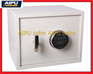 Steel Chest Safe with UL Listed Electronic Lock (3mm Body, 6mm Door/ 300 X 380 X 300mm) pictures & photos