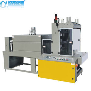 Automatic PE Sleeve Wrapping Machine (APW-6040MT/APW-6040DT1) pictures & photos