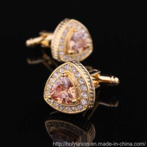 Luxury Unique Cuff-Links Apparel Shirts Metal Cufflink pictures & photos