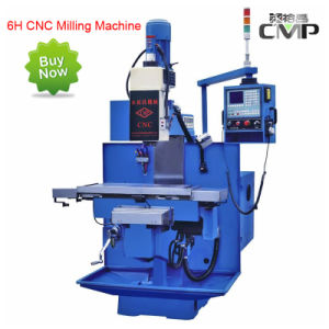 High Quality 6h CNC Milling Machine