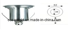 1W Strong Waterproof LED Underground Lamp in China