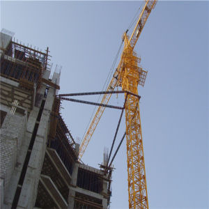 China SGS 4-10t Manufacture Offered Tower Crane pictures & photos