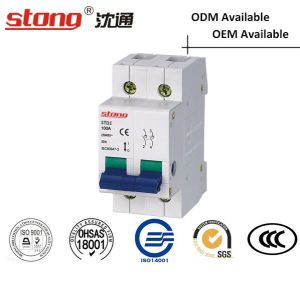 Std1 Insulator Disconnecting Switch Miniature Circuit Breaker pictures & photos