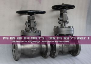 API CE ISO Stainless Steel Globe Gate Valve pictures & photos
