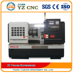 CNC Lathe Machine for Wheels Repair and Wheel Lathe pictures & photos