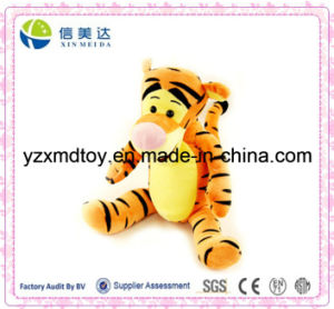 Tiger Cartoon Doll Soft Plush Tigger Toy pictures & photos