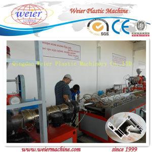 UPVC Window Profile Machine PVC Profile Extrusion Line pictures & photos
