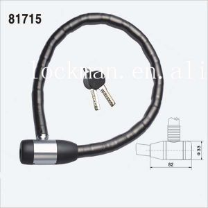 Competitive Bike Locks Bicycle Joint Lock (BL-81715) pictures & photos