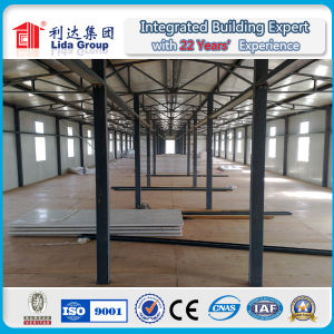 Steel Structure Prefab House/Labor Camp/Prefabricated House pictures & photos