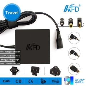 65wlaptop Universal Adapter for Lenovo 20V 3.25A 4.5A 19V pictures & photos