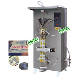 Sachet Water Filling Packing Machine with Touch Screen pictures & photos
