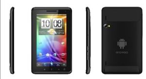3G 7 Inch WVGA IPS, Capacitive Multi Touch Screen, Dual SIM, GPS, WiFi, G-Sensor (E770)