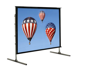 Fast Fold Projection Screen, Easy Fold Projection Screen pictures & photos