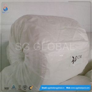 PP Woven Spiral Fabric for Packaging Hay pictures & photos