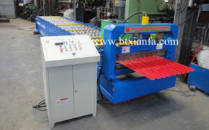 Roll Shutter Door Roll Forming Machine (XF800)
