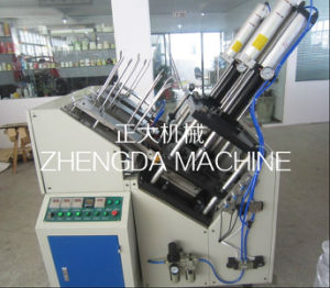Full-Automatic Paper Dish Making Machine