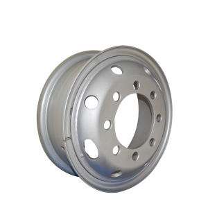 Truck Trailer Steel Wheel Rims 6.5-20 for Tyre Size 8.25-20 pictures & photos