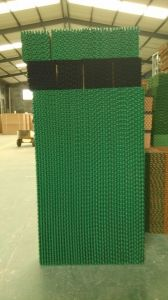 Green Coated Evaporative Cooling Pad pictures & photos