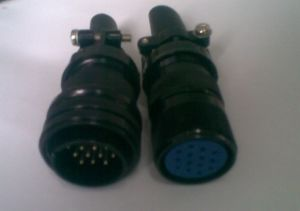 Welding Accessories and Parts High Quality Electric Plugs for Connection pictures & photos
