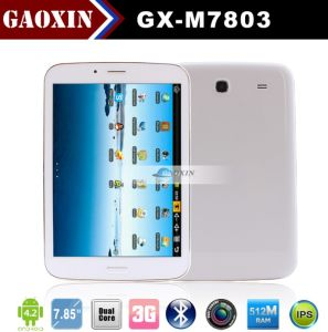 7.85 Inch Mtk 8312 2g Android Dual SIM Phone Call