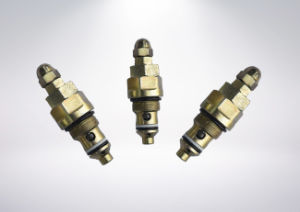 Hydraulic control valve pilot joystick steering valves Hydraulic safety valve pictures & photos