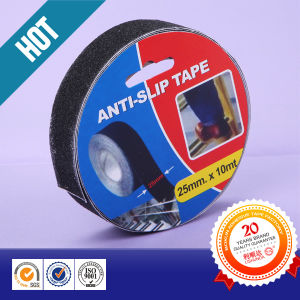 Black Self-Adhesive Anti Slip Tape High Traction Safety Grit Tape pictures & photos