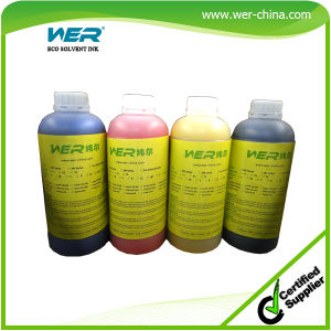 Eco Solvent Ink for Roland Mimaki Mutoh Printer pictures & photos