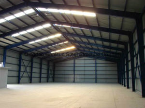 Low Cost Steel Structure Warehouse (SL-0045) pictures & photos