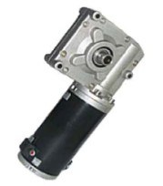 12V 160W PMDC Worm Gear Motor pictures & photos