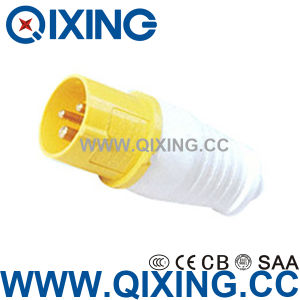 Competitive Price IP44 3pin 4pin 5pin Industrial Plug of Qixing First Generation Product pictures & photos