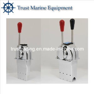 Morse Type Marine Engine Throttle Control Lever for Boat pictures & photos