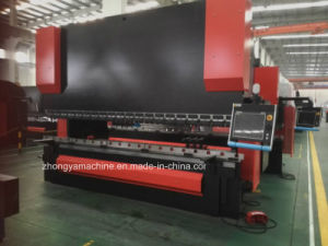 Zymt Hydraulic CNC Press Brake Pbh-63ton/3200mm pictures & photos