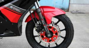 Fast Electric Racing Motorcycle Motorbike Scooter 3000W 6000W (HD3000W-9A) pictures & photos